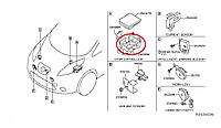 Nissan Leaf  Корпус модуля контроллерів
