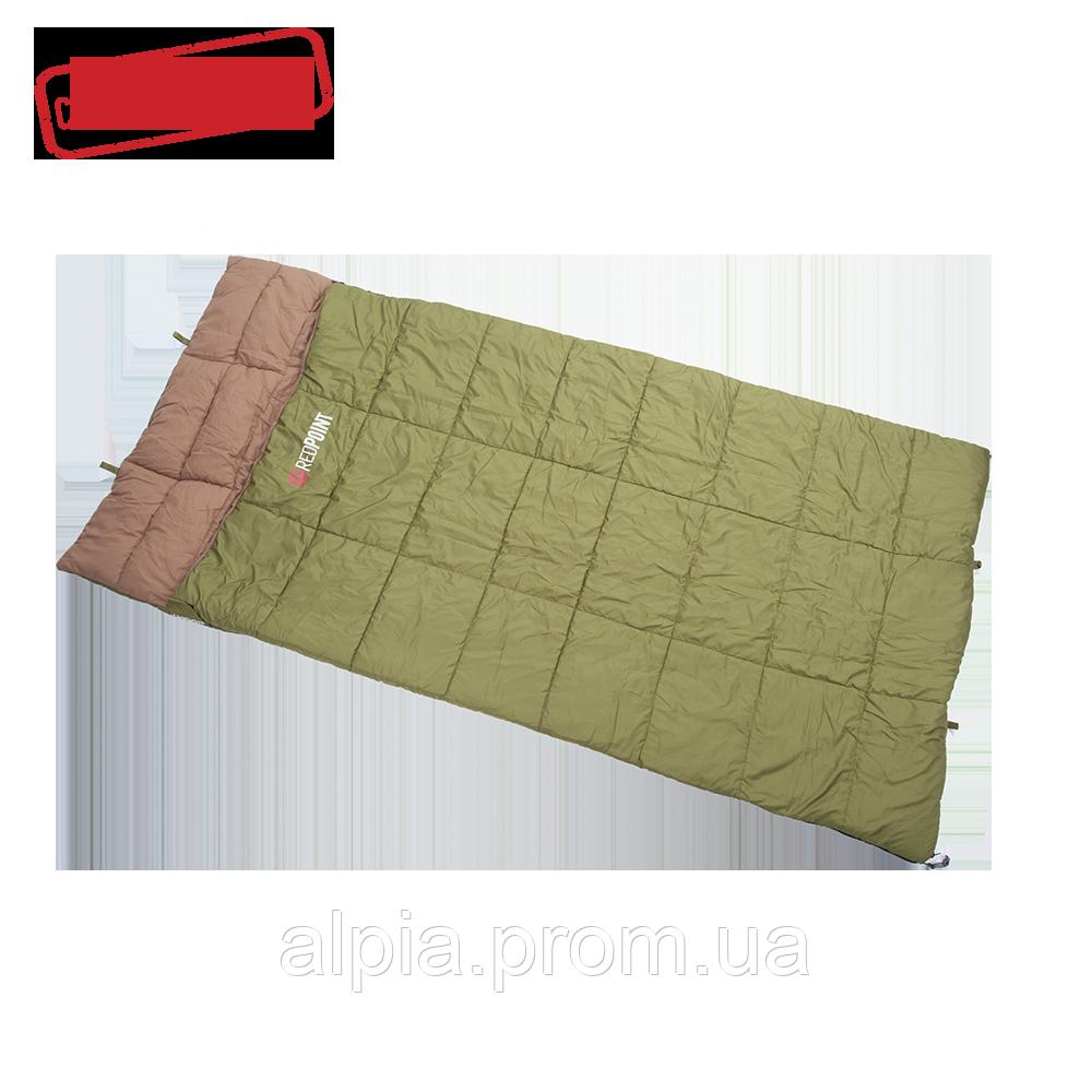 Спальный мешок RedPoint Roomy (левый)