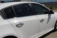 CHEVROLET CRUZE Наружняя окантовка стекол Sedan OmsaLine