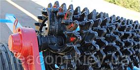 Каток зубчасто-шпоровими гідрофіцірованний КЗШ-6Г-01