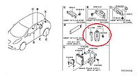 Nissan Leaf  Ключ