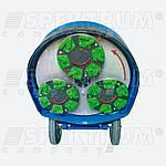 Шлифмашины по бетону SPEKTRUM GPM-500 (диск магнитный), фото 3