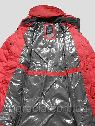 Женская зимняя удлиненная куртка High Experience, фото 2