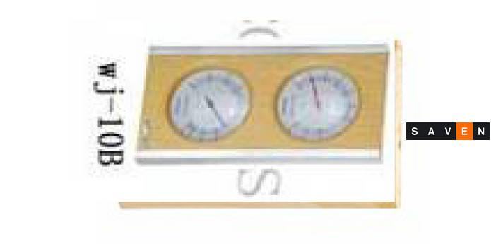 Термогигрометр для сауны Bonfire WJ-10B, фото 2