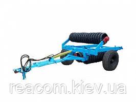 Каток зубчато-кольчатый гидрофицированный КЗК-6П-01