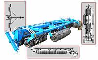 Каток зубчато-кольчатый гидрофицированный КЗК-10П, фото 1