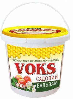 """Садовый Бальзам """"Voks» 100г - Компания «Строй-Сервис» в Кременчуге"""