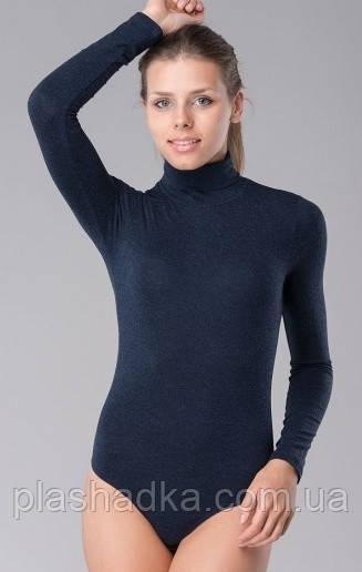 Термободи женское, (цвет синий) / Женское термобелье с шерстью