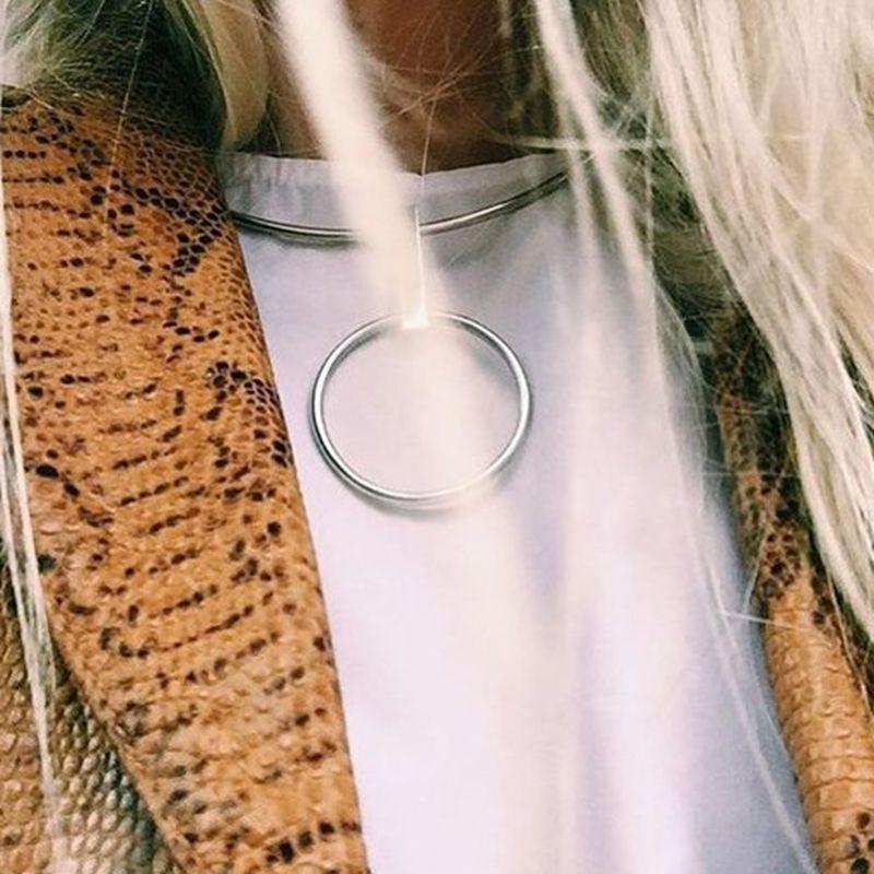 Ожерелье Simple Metal
