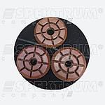 Шлифовальная машина промышленная GPM-400 (диск-липучка), фото 3