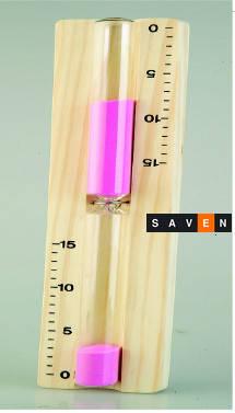 Часы песочные для сауны Bonfire WZ-05 (15 мин), фото 2