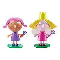Набор Сказочные друзья (Холли и Вайолет), 5,5 см, Ben&Holly's Little Kingdom (30972)