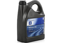 Моторное масло GM Motor Oil Semi Synthetic 10W-40 5л (1942046)