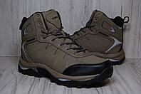 Зимние мужские ботинки Bona,натуральная кожа,на меху,41,42,43,44,45,46