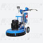 Диск для шлифмашины SPEKTRUM GPM-750 (липучка), фото 4
