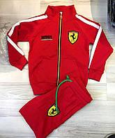 Спортивный костюм Ferrari красный
