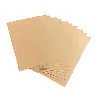 Бумага крафт в листах 450x340 жиростойкая, упаковка 100 шт, (0,48 грн/шт)