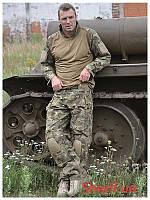 Брюки боевые Warrior Рип-Стоп Woodland/Arid