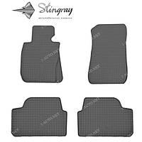 Резиновые автомобильные коврики для BMW 1 E82 2004>