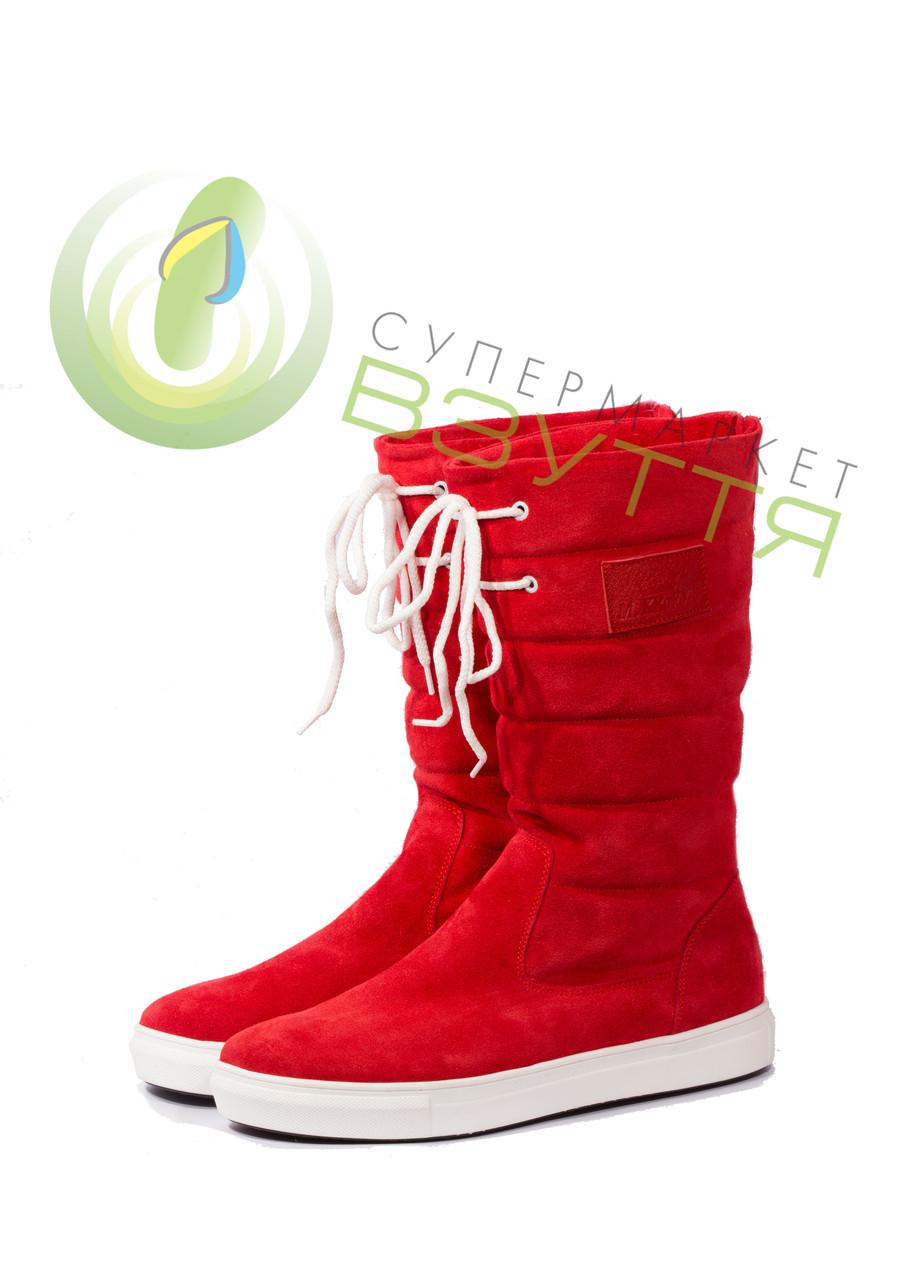 Зимові чоботи M. KRaFVT 39 розмір