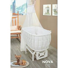 Кровать для новорожденных (люлечка)