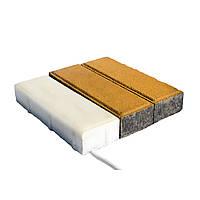 Светодиодные камни для тротуаров PARK-STONE размер 210*70*40 (одноцветный)