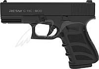 Пістолет стартовий Retay G 19C 14-зарядний