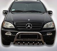 Кенгурятник WT на Mercedes ML (w 163) 1998-2006 Марседес МЛ PRS