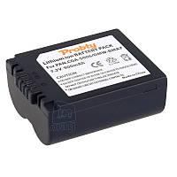 Аккумулятор для Panasonic CGR-S006E (заменяем с CGA-S006, CGR-S006, DMW-BMA7), 900 mAh.