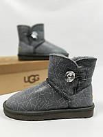 Женские UGG Grey
