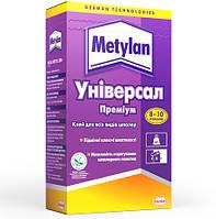 Клей для обоев Metylan Универсал Премиум 250 г 8-10 рулонов