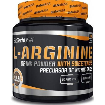 L-Arginine Biotech 300 g, фото 2