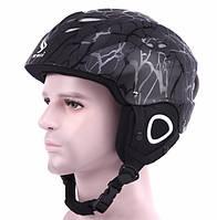 Стильный и качественный шлем Be Nice для катания на лыжах или сноуборде