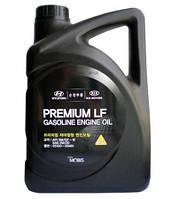 Моторное масло Hyundai Premium Gasoline 5W-20 4л (0510000421)