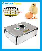 Инкубатор бытовой Наседка ИБ-140 яиц с механически переворотом
