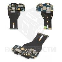 Шлейф для мобильных телефонов HTC Z715e Sensation XE, коннектора наушников, кнопки включения, динамика, камеры