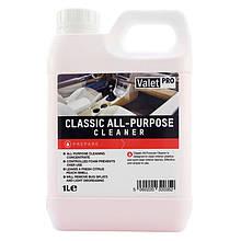 Valet Pro Classic All Purpose Cleaner багатоцільовий очисник салону
