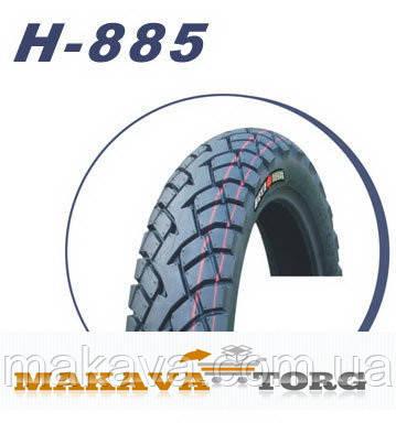 Мотоциклетные покрышки 110/90-16 Н-885 TL  CHAOYANG