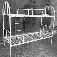 Кровать двухъярусная металлическая, фото 1
