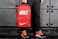 Городской рюкзак Nike найк красный