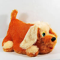 Мягкая Игрушка Собака Подушка 000234, Игрушка плюшевая Собака подушка 000234