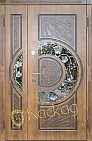 Двери входные металлические полуторные модель Адамант New, фото 1