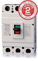 Автоматический выключатель      ВА-76, 630А, 3Р, 380В, 55кА, CNC