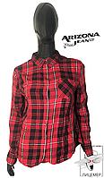 Женская рубашка в клеточку Arizona Jeans