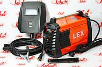 Инвертор сварочный LEX LXIW 260A