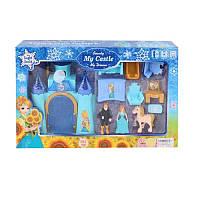 Детский интерактивный игровой набор «Замок принцессы» CB688-1F