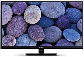 Телевизор Sharp LC-24CHE4012E (AM 100 Гц, HD Ready, Dolby Digital Plus 2 x 3Вт, DVB-C/T2/S2)