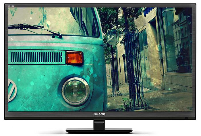 Телевизор Sharp LC-24CHF4012E (AM 100 Гц, HD Ready, Dolby Digital Plus 2 x 3Вт, DVB-C/T2/S2), фото 4