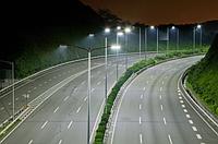 Уличный LED прожектор