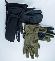 Стрелковые зимние перчатки-варежки (тёплые)